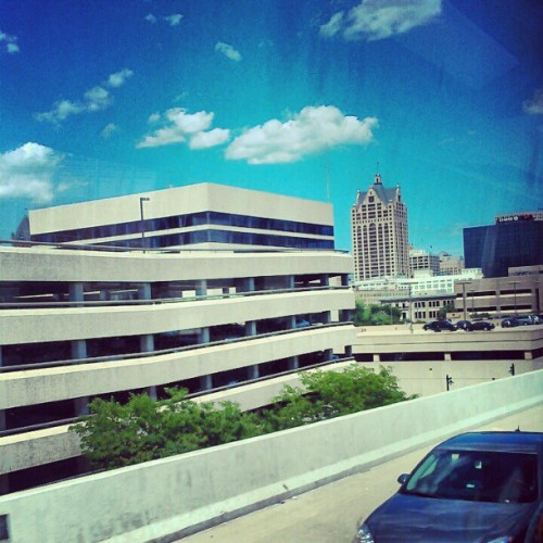 See ya milwaukee! (Taken with Instagram)