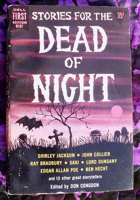 Stories For The Dead Of Night  Ed. by Don Congdon