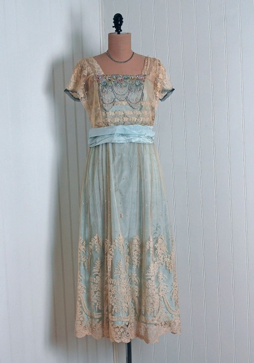 Dress 1910s Timeless Vixen Vintage