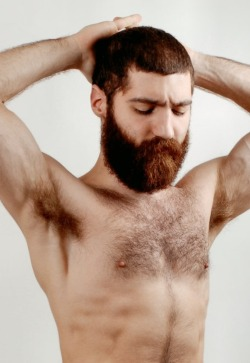 #GUYSIDFUCK BEARD TO CUM IN