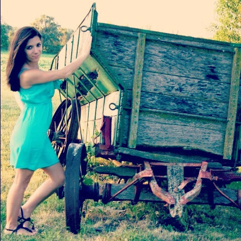 Photoshoot in the country:)