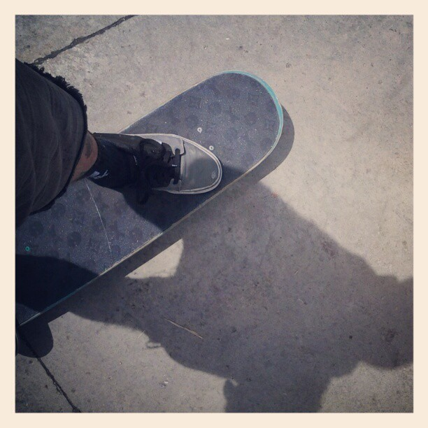 #GoSkateDay #vans #skateboarding (Taken with Instagram at roseburg skatepark)