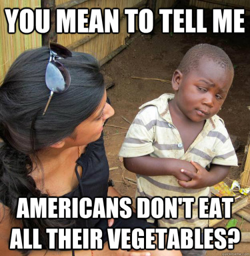 Skeptical Third World Kid Follow the MemeMaster For more funny post!