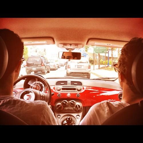 Cruisin' (Taken with Instagram)
