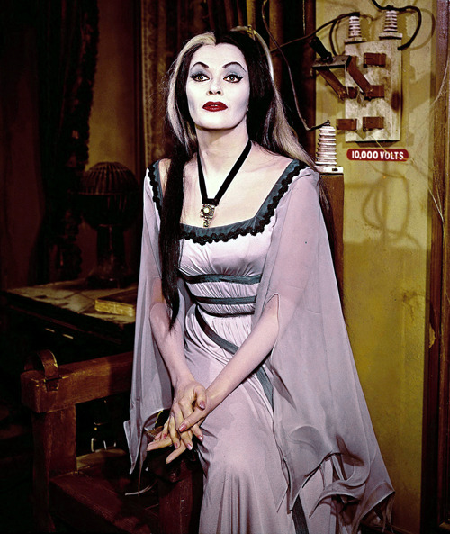 Yvonne Ce Carlo as Lily Munster (1960's)