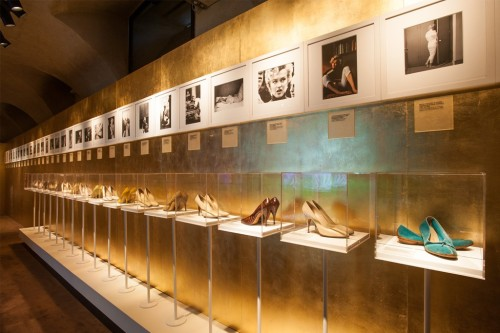footwearnews:  A look inside Ferragamo's Marilyn Monroe exhibit