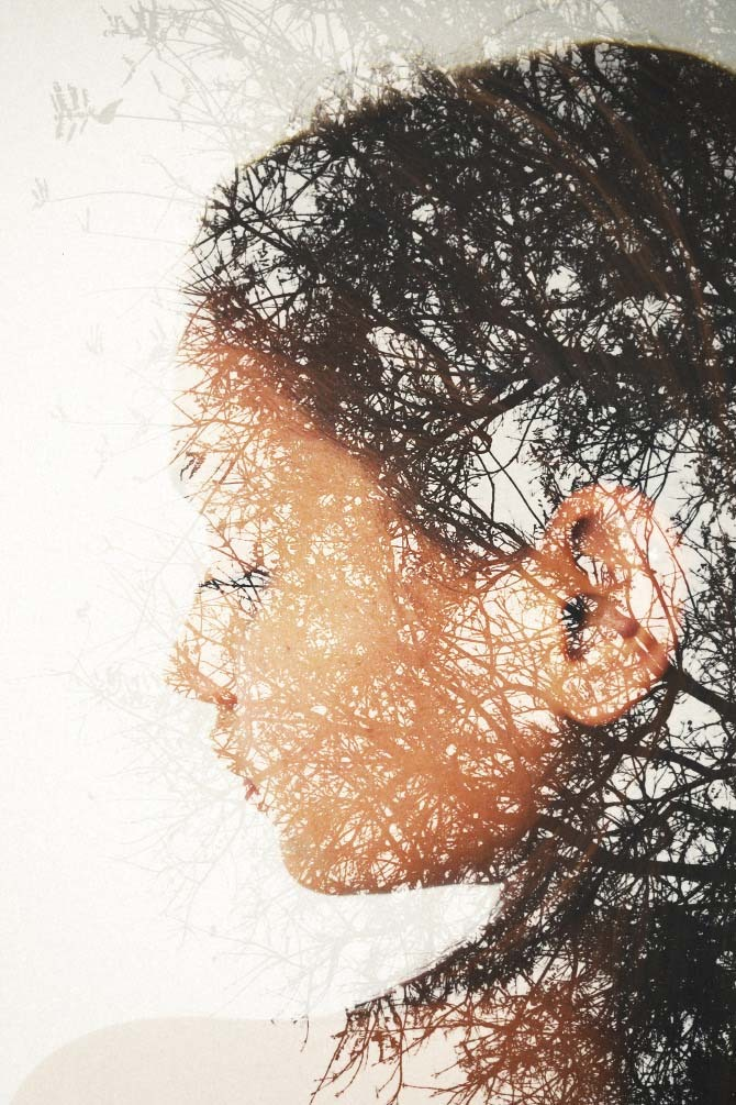 smurfsandhw:  double exposures by andre de freitas