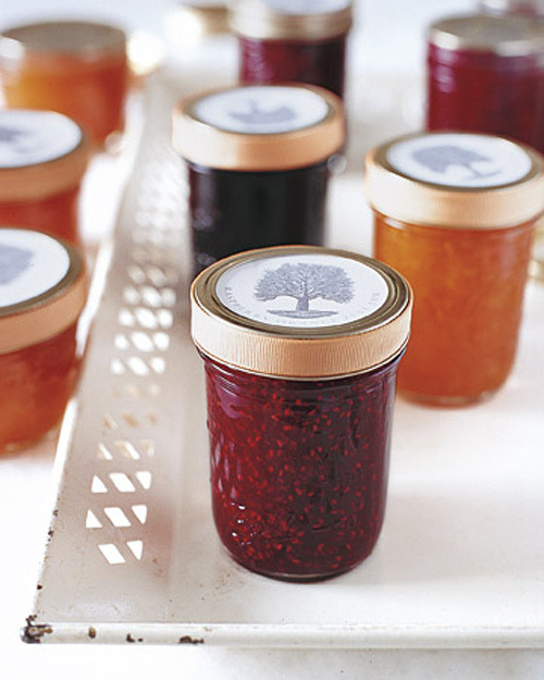 homemade jam is the best kind of jam!