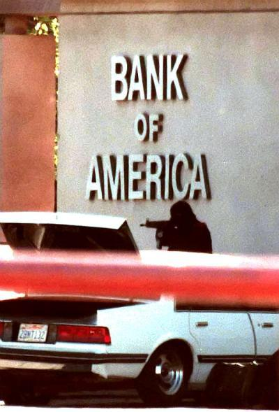 d0veyemmy:  ars-et-amor-sunt-eterni:  1997 North Hollywood bank robbery  i live like two minutes away from where this took place