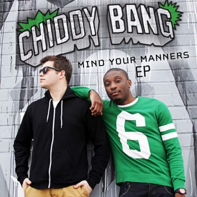 Those Chiddy Bang blokes just released a new 'Mind Your Manners' EP. Download it on iTunes