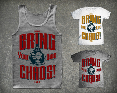 IMKING SUMMER 2012 TANK & TEE PREVIEW | BRING YOUR OWN CHAOS #BYOC | VIEW MORE PREVIEWS  HERE