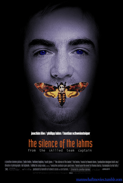 The Silence of the Lahms The Silence of the Lambs (x)
