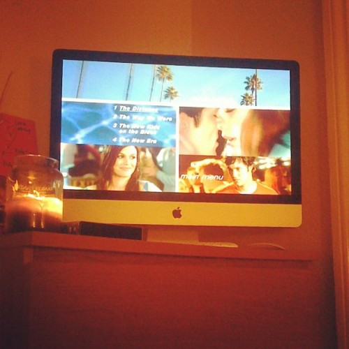 I start a new obsession with the O.C. every six months.(Taken with instagram.)
