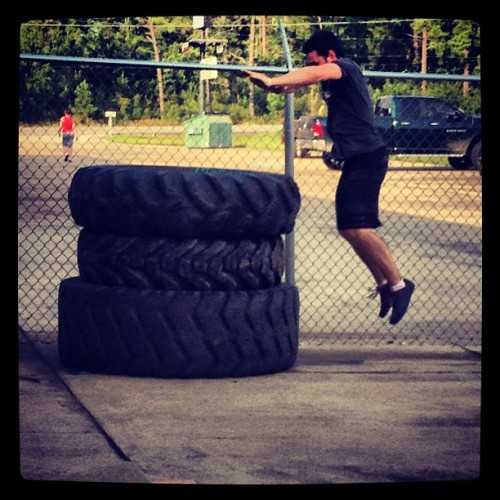 #crossfit  (Taken with Instagram at CrossFit Lumberton)