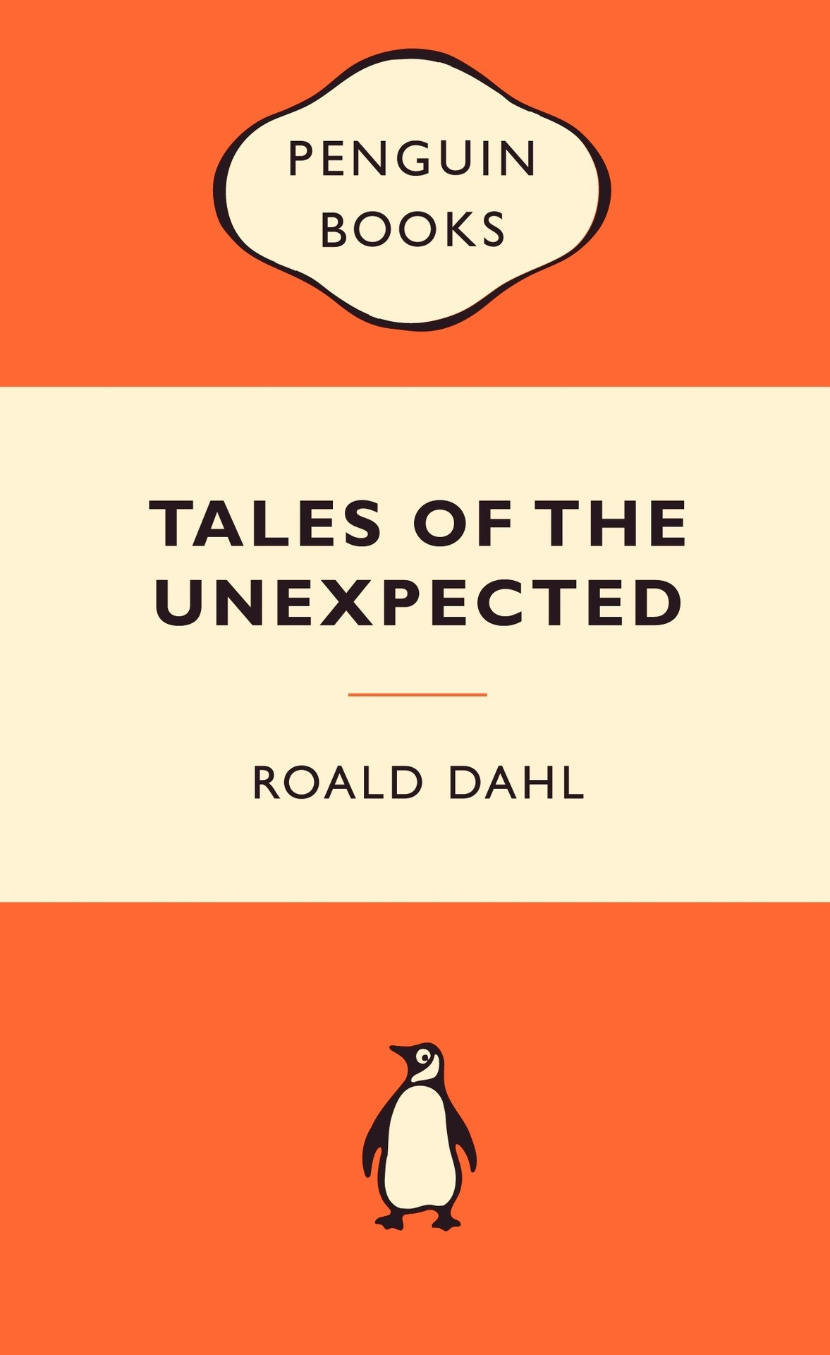 Tales of the Unexpected - Roald Dahl