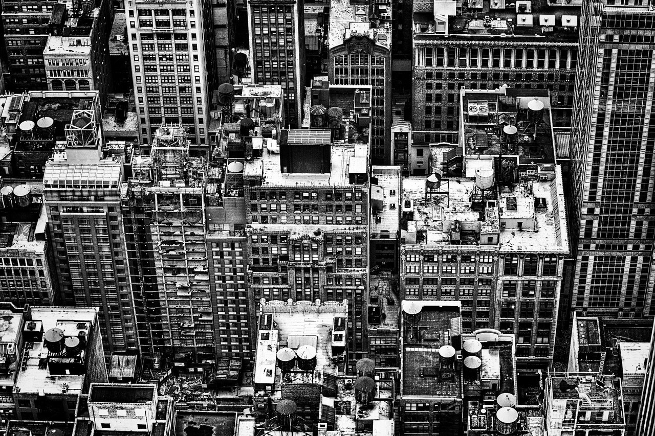wbsloan:  NYC#029 (black and white)