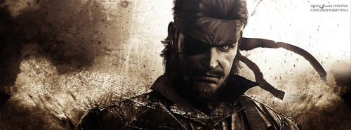 Metal Gear Solid Facebook Covers