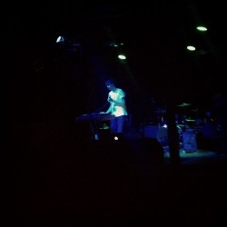 @nmnnvm is performing now!! We go on next. #eav #earl  (Taken with Instagram)