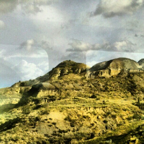 #Hills #Trainride #Montana #Badlands (Taken with Instagram)