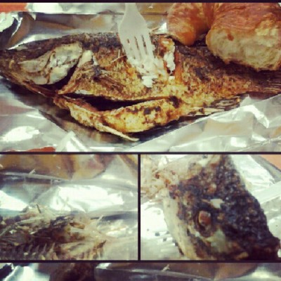 #Fish #GoodEats From the mexican market!!!! #theShit  (Taken with Instagram)