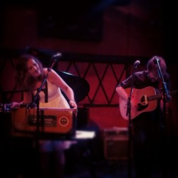 today is @barnabybright day (Taken with Instagram at Rockwood Music Hall, Stage 2)