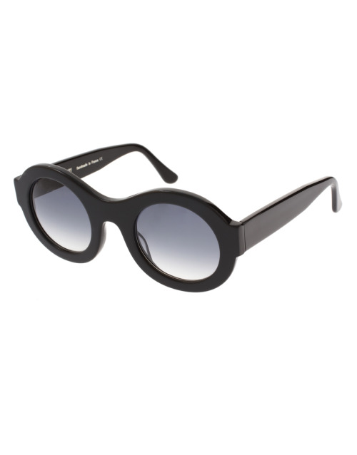Thierry Lasry Black Privacy SunglassesMore photos & another fashion brands: bit.ly/JgOHy5