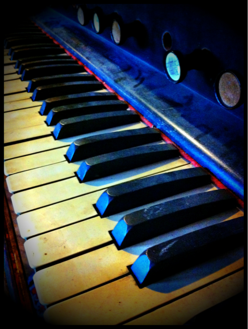 Tickle the Ivories. (no app)