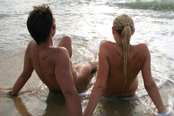 Фото эротика с пляжей испании фото 8-771