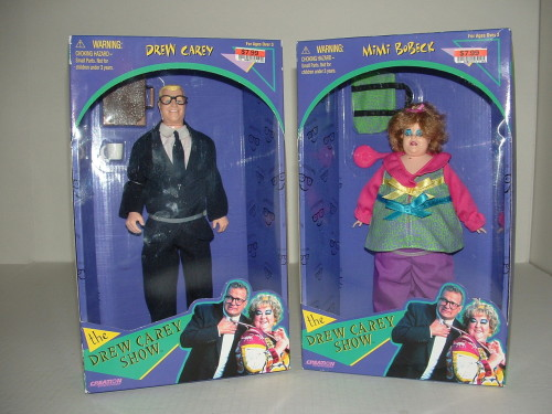 The Drew Carey Show Dolls (?) [Ebay]