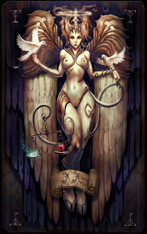 erosart:   Major Arcana XX by *ArtofTy