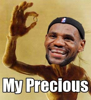 Some OC Lebron finally got his ring