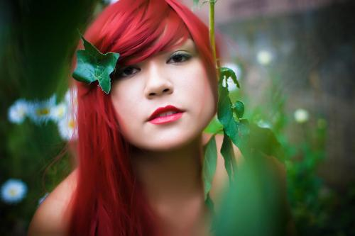 Photography. Mike Rollerson. Poison Ivy. myself.