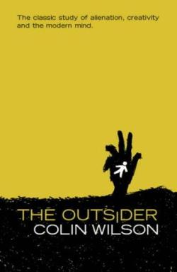 The Outsider, Colin Wilson (M, 20s, black jeans, black boots, black hair, black backpack, L train) http://bit.ly/MIoPd3