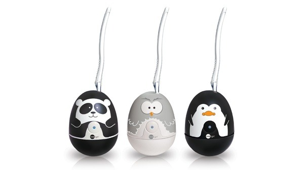 Keep your teeth germ free with this Zapi Panda UV Toothbrush Sanitizer.  Read more here! *This is not a paid advertisement. We only advertising cute things :p