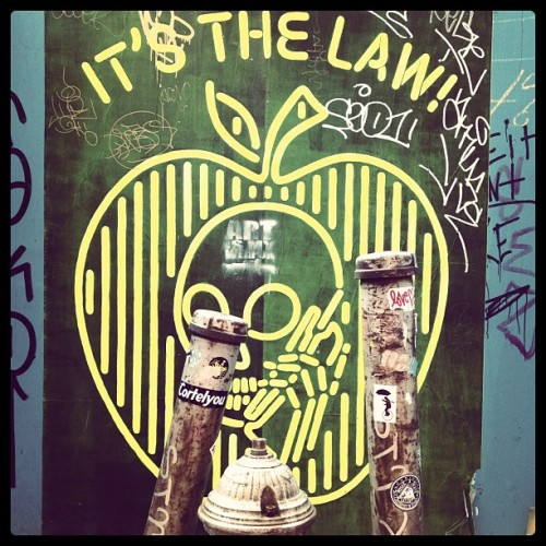 It's the law  18 Wooster St