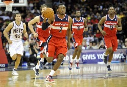 caseyn99:  Alright Wizards… It's time. 2013 Champs with Nene and John Wall leading the way!!! (I'm a big dreamer…)