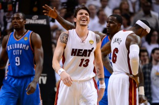 NBA Finals: Mike Miller helped Heat to first championship in Big Three Era