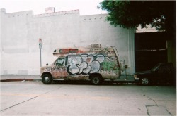 van in Echo Park by Natasha Carlos