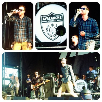 seriously… y'all killed it @iatanyc!  #warpedtour #love #iamtheavalanche (Taken with Instagram)