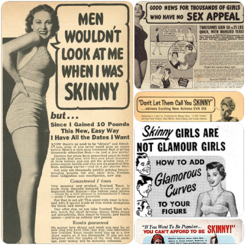 gagweed:  Funny to see how advertising changes.