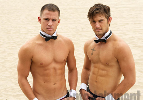 sparksofmyimagination:  This is why I must watch Magic Mike . Yup.