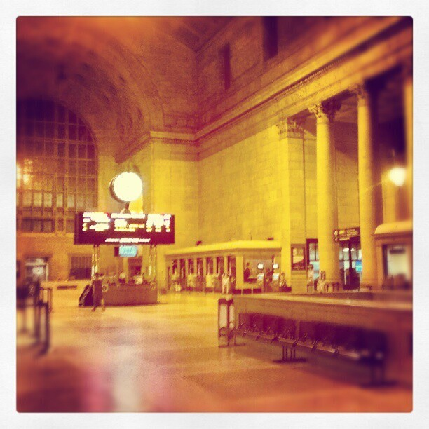 Union station! (Taken with Instagram)
