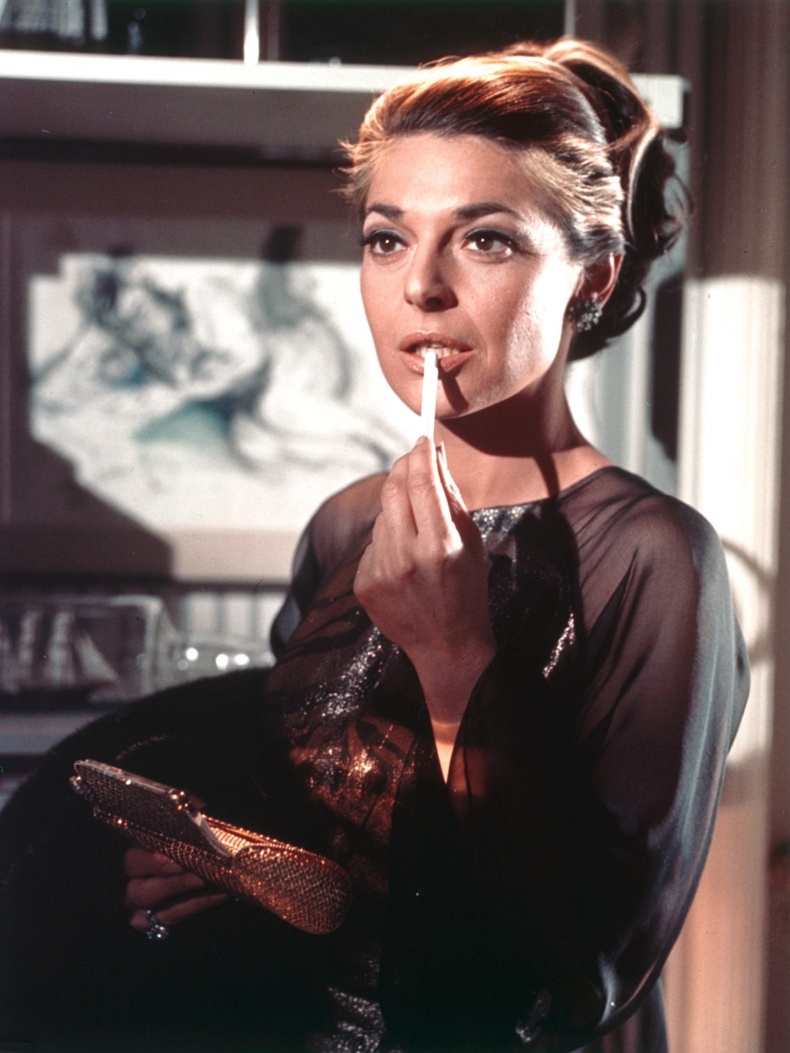 Here's to you Mrs. Robinson.