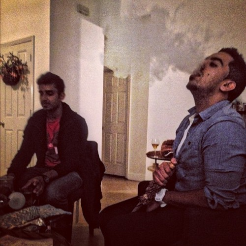 Zomg. @ramezmerizing @humzahq  (Taken with Instagram)