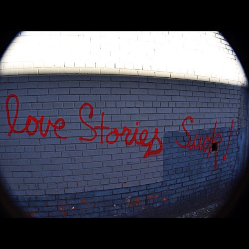 #Love #Stories #Suck #NYC (Taken with Instagram)