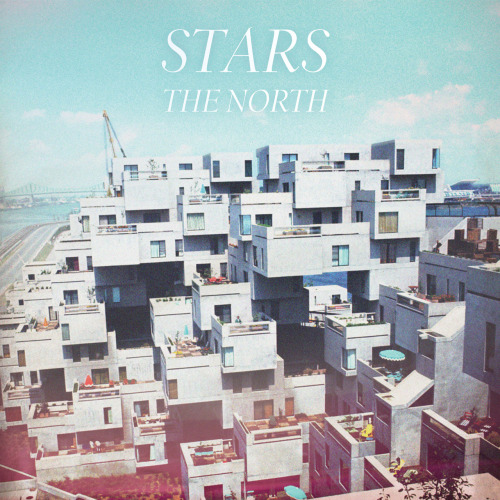 New album by Stars coming September 4! I'm not sure if this is the album art or not, but I love it! Habitat 67 is the shit.