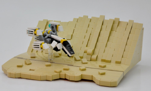 Micro Prometheus - Engines GO! (by Si-MOCs)