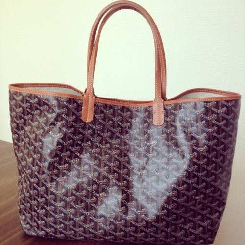 The Perfect Summer Tote By Goyard