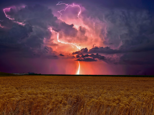 polarscope:  Natures power in the Prairies (Canada?) by Kevin Pepper