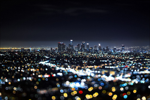 blessed-in-abundance:  Los Angeles, California